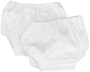 Gerber 2 Pack Waterproof Pants (Baby) - White