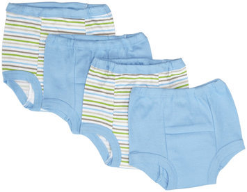 Gerber 4 Pack Training Pants (Toddler) - Blue