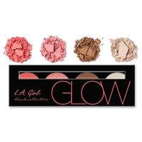L.A. Girl Glow Beauty Brick Blush Palette