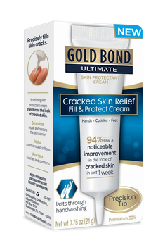 GOLD BOND® Ultimate Cracked Skin Fill & Protect Cream