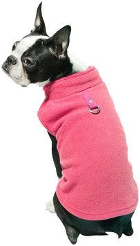 Gooby 72106-PNK-XS Fleece Vest Pink Extra Small