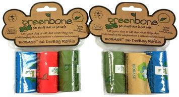 Greenbone Pet Waste Bags Bio-Refill Rolls