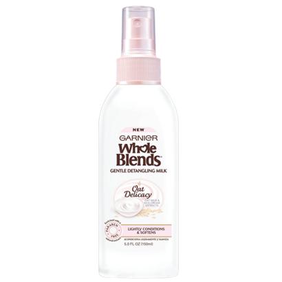 Garnier Whole Blends Oat Delicacy Gentle Detangling Hair Milk