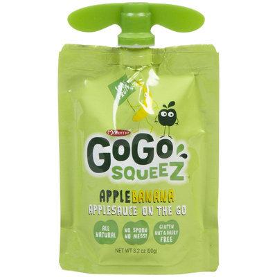 GoGo SqueeZ Apple Sauce - Apple Banana - 3.2 oz