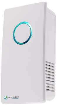 Germ Guardian - Elite Pluggable Uv-c Air Sanitizer And Deodorizer - White