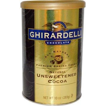 Ghirardelli Natural Unsweetened Cocoa