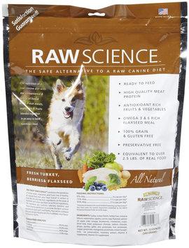 Gimborn Pet Specialties 542487 12 Oz. Raw Science Wild West Stew