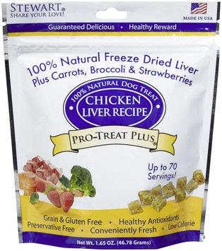 Gimborn Chicken Liver Recipe Plus Carrots, Broccoli & Strawberries Pro
