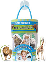 Innovative KidsTub Stickables: Zoo Animals (Photography)
