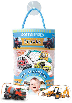 Innovative KidsTub Stickables: Trucks (Photography)
