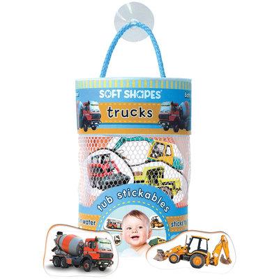 Innovative KidsTub Stickables: Trucks (Photography)