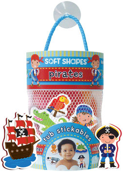 Innovative Kids Tub Stickables: Pirates (Illustration)