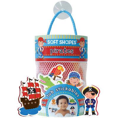 Innovative Kids Tub Stickables: Pirates (Illustration)