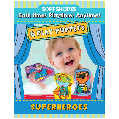 Innovative Kids Puppet Play: Superheroes