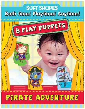 Innovative Kids Puppet Play: Pirate Adventure