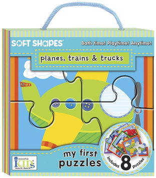 Innovative Kids My First Puzzles: Planes, Trains, And Trucks - 1 ct.