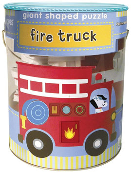 Innovative Kids Soft Shapes Giant Floor Puzzle - Fire Truck