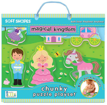 Innovative Kids Chunky Puzzle Playsets: Magical Kingdom - 1 ct.