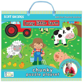 Innovative Kids Chunky Puzzle Playsets: Busy Little Farm - 1 ct.
