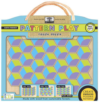 Innovative Kids Innovative Kids Pattern Play Puzzles: Razzle Dazzle