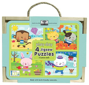 Innovative Kids Jigsaw Puzzle Box Sets: Play Day