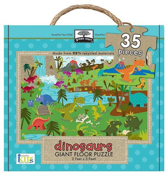 Innovative Kids Dinosaurs 35 Piece Floor Puzzle