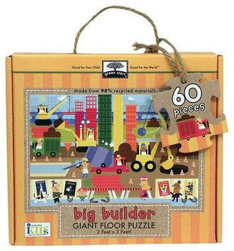 Innovative Kids Giant Floor Puzzles: Big Builder (60Pc)