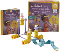 Goldie Blox GoldieBlox and The Parade Float