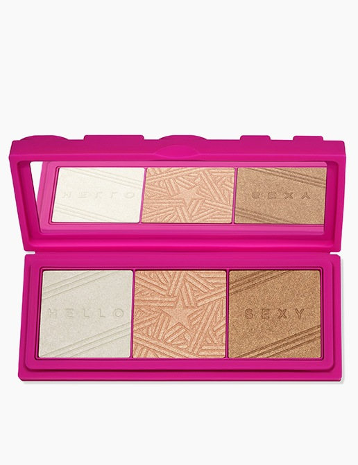 GLAMGLOW® GlowPowder™ Hyaluronic Acid Infused Glow Palette