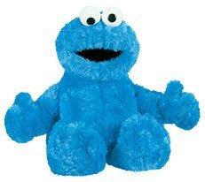 Gund Sesame Street Plush Cookie Monster 12-inch