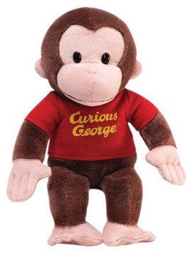 Enesco Gund Curious George 12