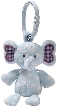 Baby Gund Evert Elephant Rattle - 1 ct.