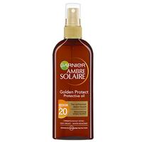Garnier Ambre Solaire SPF 20 Golden Protect Protective Oil