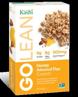 Kashi® GOLEAN Honey Almond Flax Crunch Cereal
