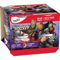 Yoplait® Kids Guardians of the Galaxy Strawberry Banana & Berry Yogurt