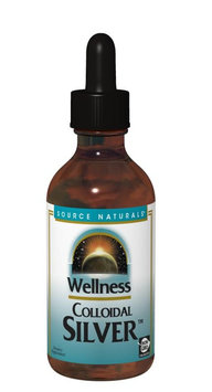 Source Naturals Wellness Colloidal Silver™