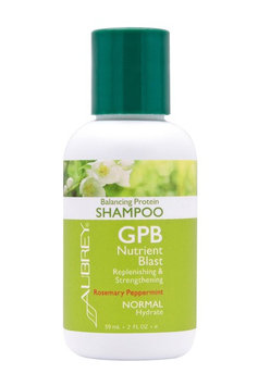 Aubrey Organics GPB Shampoo Rosemary Peppermint