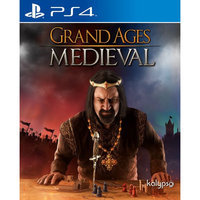 PS4 - Grand Ages: Medieval