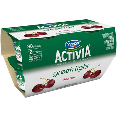Activia® Greek Cherry Light Yogurt