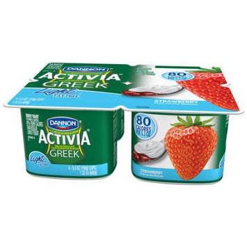 Activia® Greek Strawberry Light Yogurt