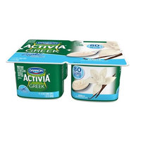 Activia® Greek Light Yogurt Vanilla