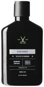 Blind Barber Lemongrass Tea Shampoo-Colorless