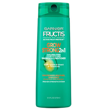 Garnier Fructis Grow Strong 2-in-1 Shampoo & Conditioner