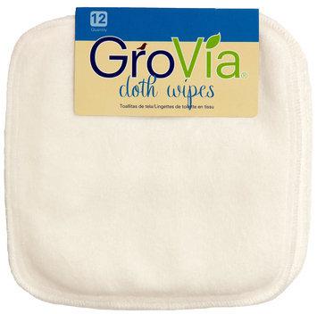 GroVia Cloth Wipes - 12ct.