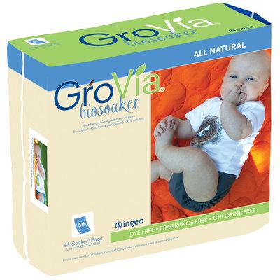 GroVia BioSoaker Disposable Inserts - 50ct