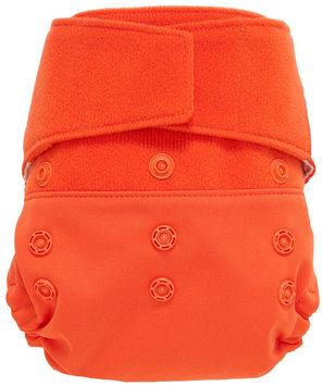 GroVia Cloth Diaper Shell - Hook & Loop - Persimmon