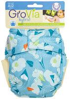 GroVia Cloth Diaper Shell - Snap - Drift - 1 ct.