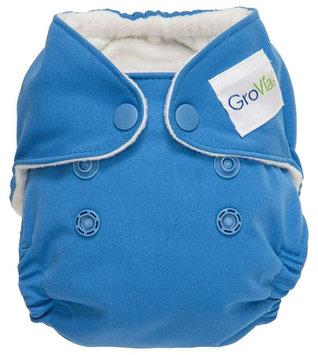 Grovia AIO Newborn Cloth Diaper - Topaz