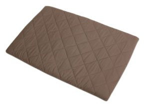 Graco Pack n Play Sheet Quilted in Brown