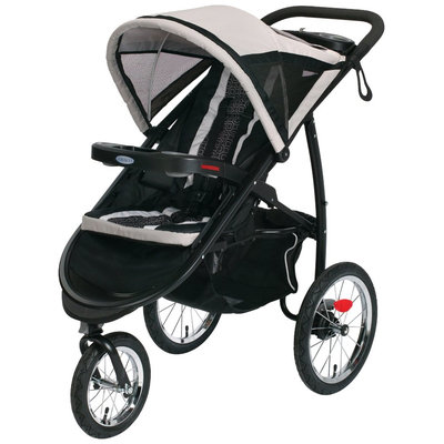 Graco FastAction Fold Click Connect Jogger - Pierce